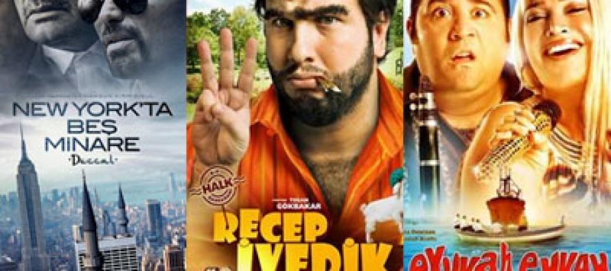 Türk Sinema Tarihinin En Çok İzlenen İlk 20 Filmi