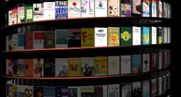 3 Boyutlu Dijital Kitaplık