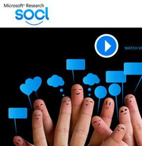 Microsoft'un sosyal ağı Socl