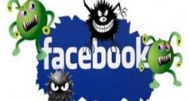 Facebook'ta hızla yayılan virüs. Aman dikkat!