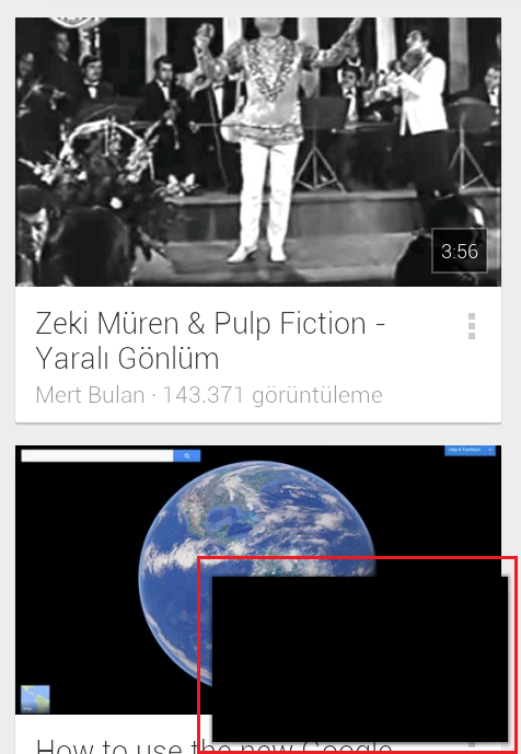 youtube app new 2