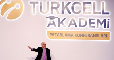 TURKCELL Pazarlama Konferansı Seth Godin'i ağırladı