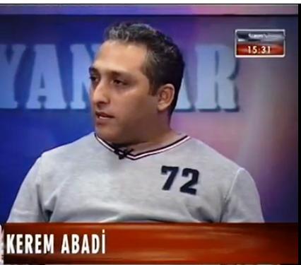 internet medyası uzmanı Kerem Abadi