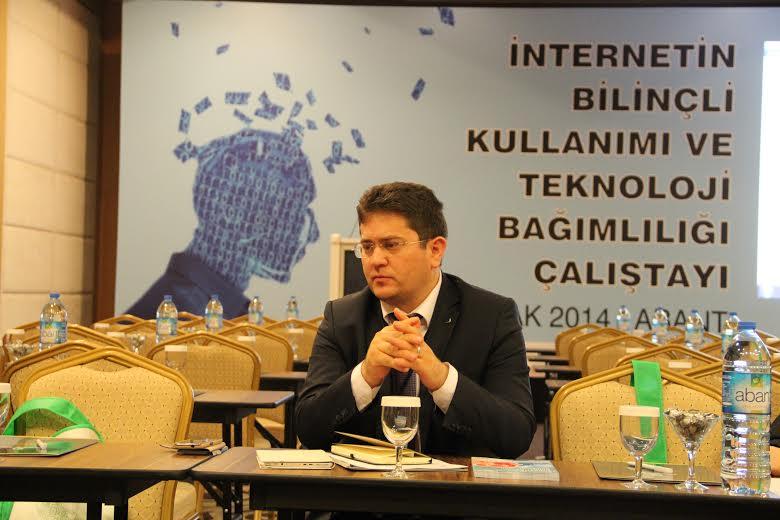 USMED Başkanı Said Ercan