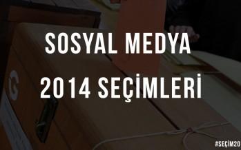 Sosyal Medya Kullanıcıları Kime Oy Verecek? #secim2014