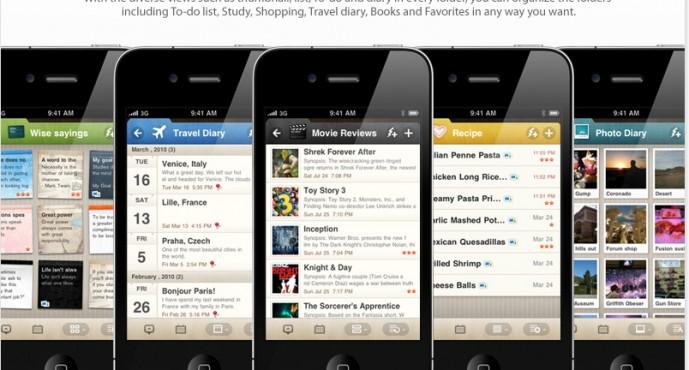 iPhone Kullanıcılarına Özel Ajanda Uygulaması