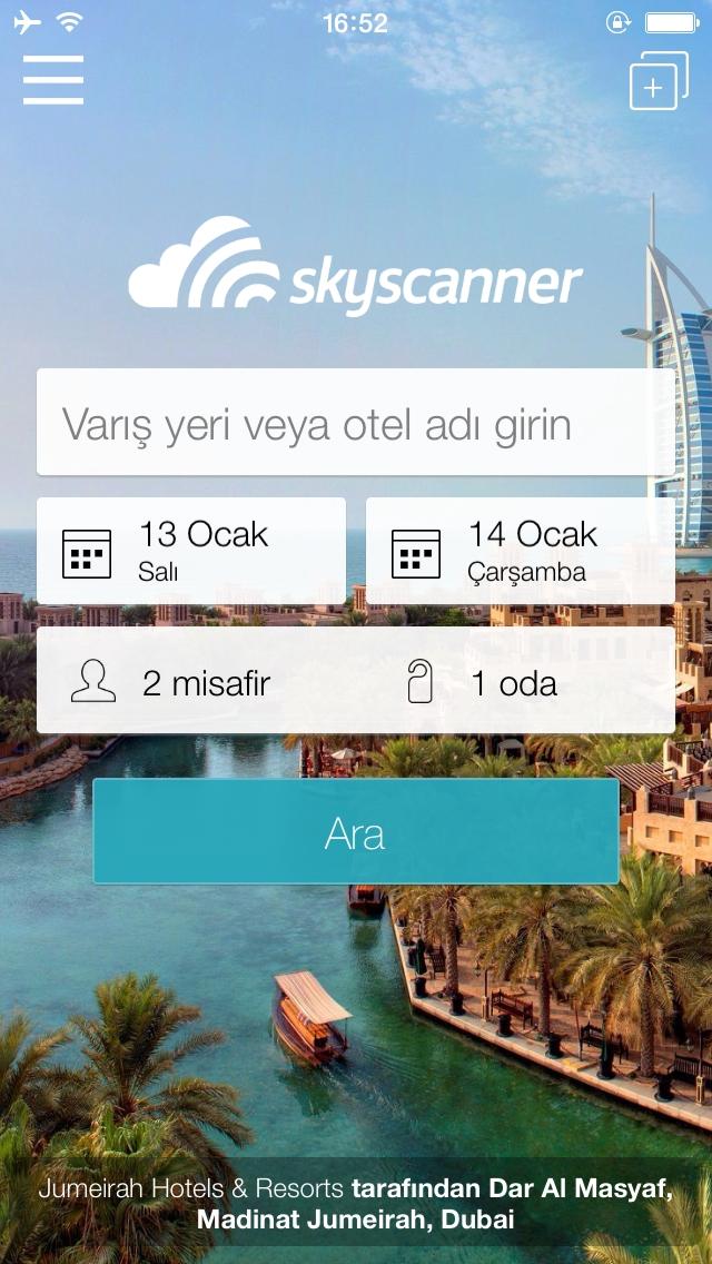 Skyscanner_HotelApp