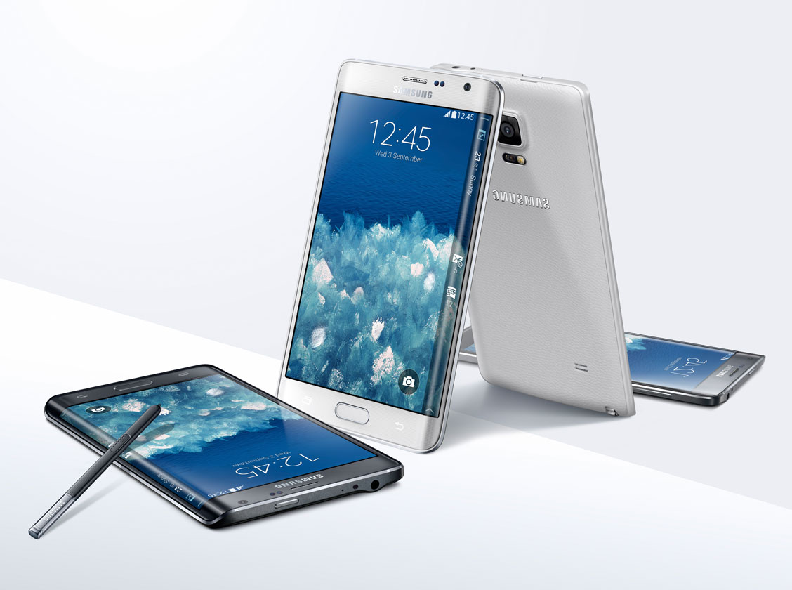 Galaxy Note Edge Gorsel (1)