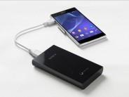 Sony'den Taşınabilir Şarj Cihazı