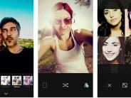 Line'dan Selfie Uygulaması