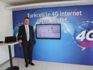 Turkcell ve Türkiye 4G'ye hazır
