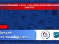Dijital Pazarlama Ve Sosyal Medya Uzmanlığı Eğitimi Başlıyor