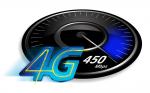 4G'de 450mbps