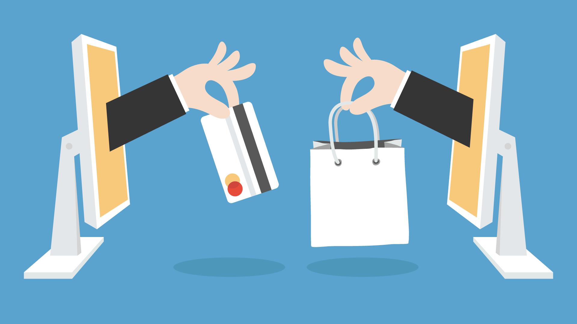Online alışveriş son 4 yılda 3 kat arttı