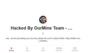 Mark Zuckerberg'in hesabı hacklendi