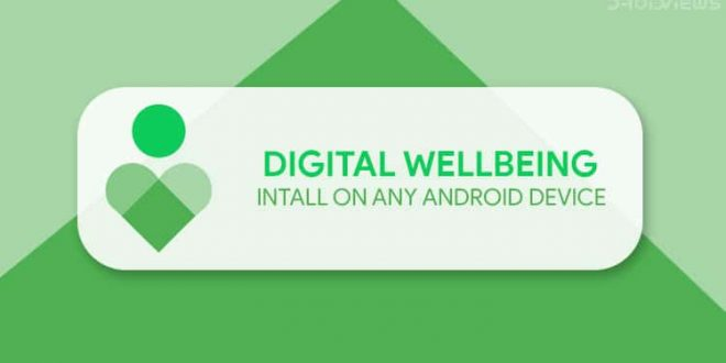 Google'ın Dijital Denge Uygulaması Android Q Cihazlarına Geliyor